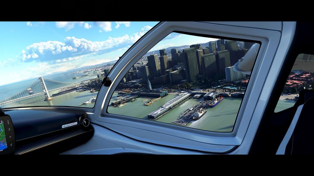The Microsoft Corporation Reboots The Microsoft Flight Simulator